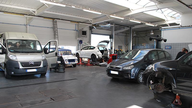 Garage automobile commercy voitures d occasion for Garage automobile citroen